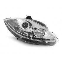 LED-koplamp-units-Seat-Leon-Altea-Toledo-Chrome