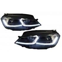 LED koplamp units-Golf-7-Facelift-R-Line-Look-dynamisch-knipperlicht