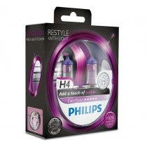 Philips ColorVision Paars - H7