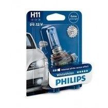Philips WhiteVision 3800k blister 1 lamp - H11 2e Kans