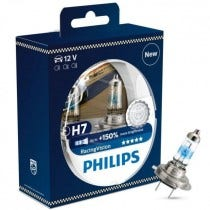 Philips Racing Vision 150% H7 2e Kans
