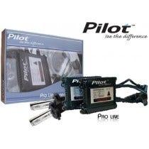H4 Bi-Xenon - 10.000k - Pilot - Pro-line - normale lampen