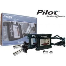 H4 Bi-Xenon - 5.000k - Pilot - Pro-line - normale lampen