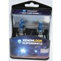 Xenonlook-Super-White-H3-4300K-55w