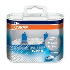 Osram Halogeen Cool Blue Hyper+ - H3