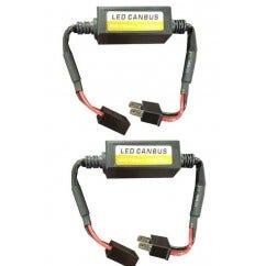 H7 Canbus LED V2 Dimlicht Kabel