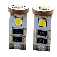 Canbus LED W5W 3SMD Wit Outlet