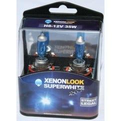 xenonlook-super-white-4300k-h8-55w