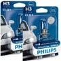 Philips Whitevision set H3 12336WHVB1 - (2 losse blisters)