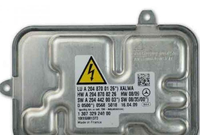 Bosch Gen5 Mercedes C Ballast
