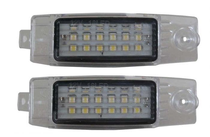 Toyota-Lexus-Scion-LED-kentekenverlichting-unit
