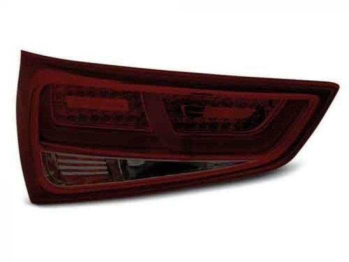 Audi A1 Achterlicht LED Unit Red Smoke 10-14