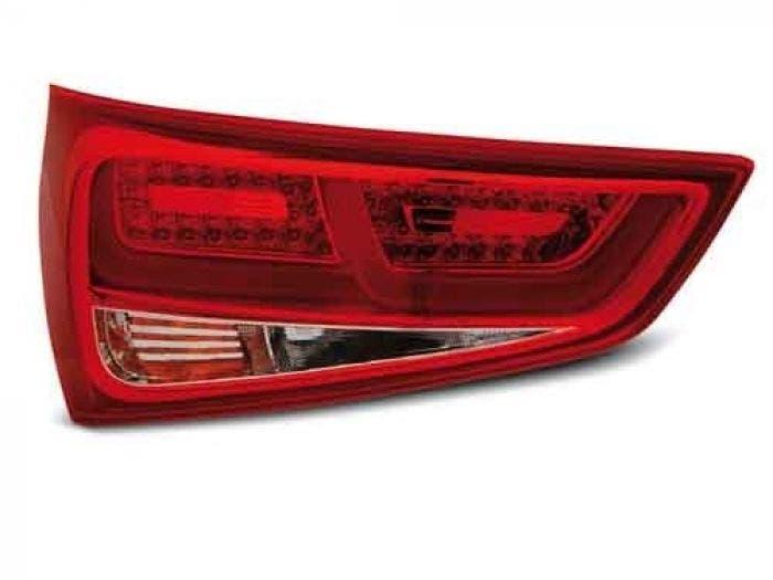 Audi A1 Achterlicht LED Unit Clear 10-14