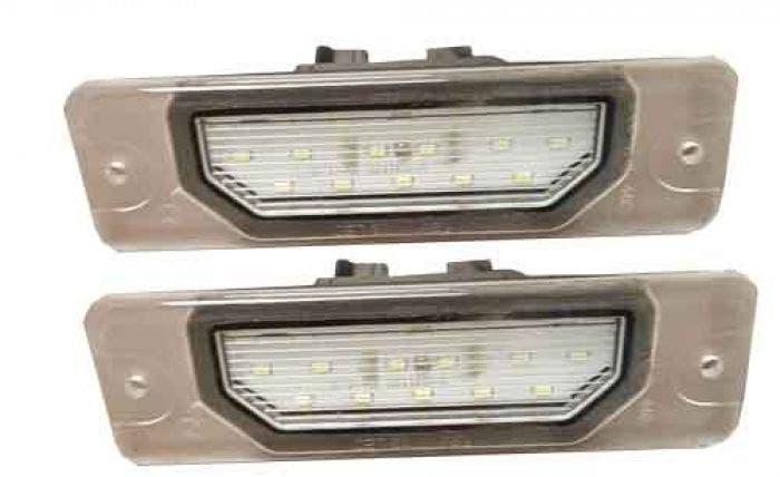 Infiniti FX35/45 03-08 Canbus LED Kentekenunit