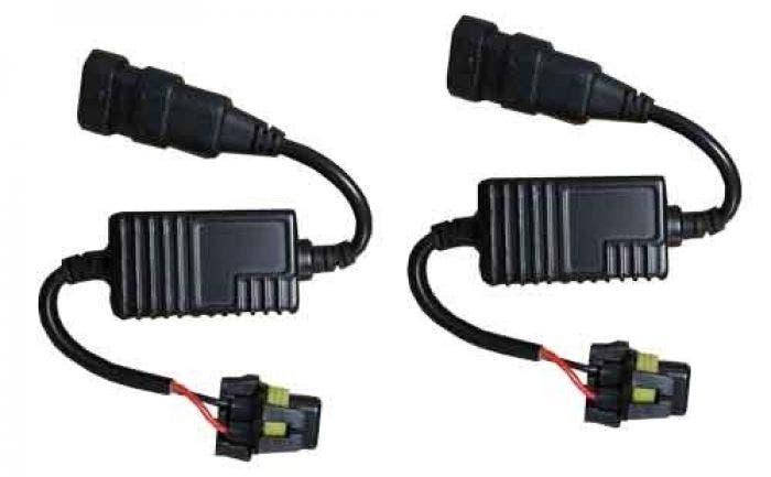 9012 / HIR2 Canbus LED Dimlicht Kabel