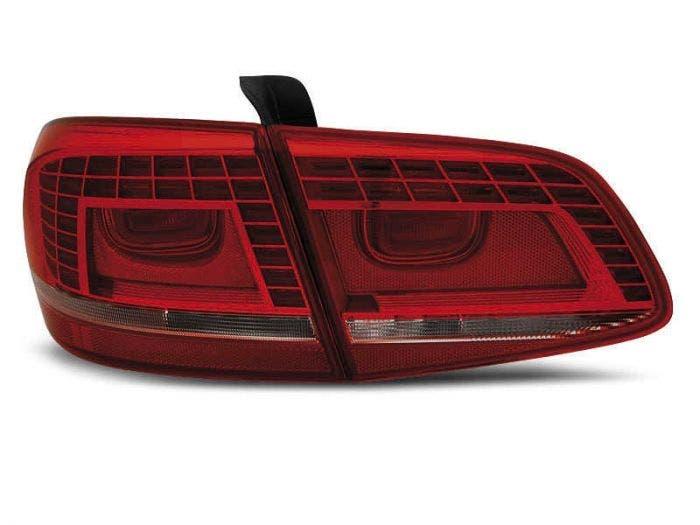 LED-achterlicht-units-VW-Passat-B7-Sedan