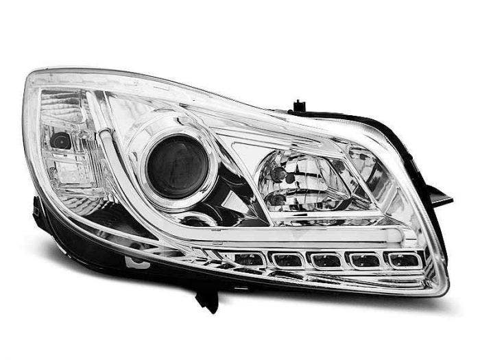 LED-tube-koplamp-unit-Opel-Insignia-chrome