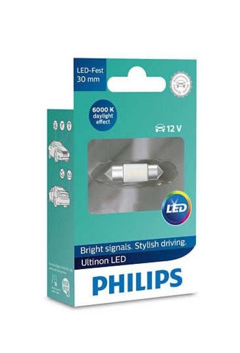 Philips-Ultinon-LED-C5W-30mm-11860ULWX1