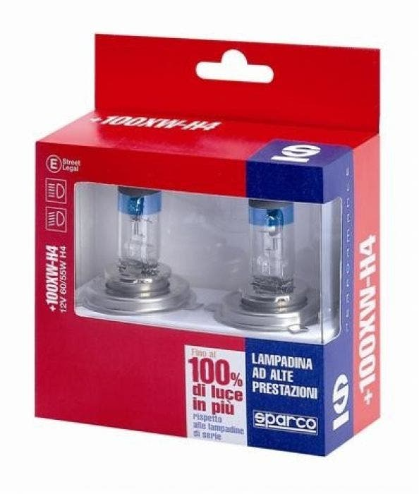 sparco-100xw-high-performance-lamp-h4