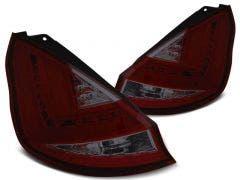 Ford-Fiesta-MK7-led-achterlicht-Red-Smoke
