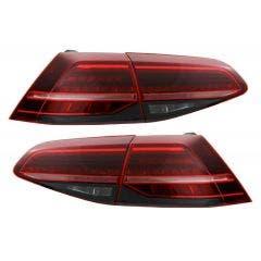LED achterlicht units, geschikt voor Golf 7 Facelift LED Upgrade, dynamisch knipperlicht