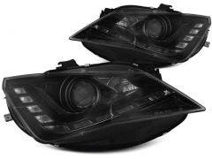 LED-koplamp-units-Seat-Ibiza-6J-Black