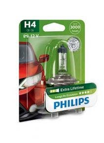 Philips Longlife EcoVision H4 Blister