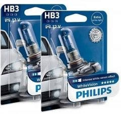 Philips WhiteVision set 4300k - HB3