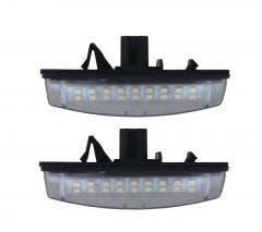 Toyota-Lexus-Mitsubishi-LED-kentekenverlichting