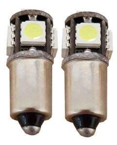 LED-Binnenverlichting-BA9s-Wit