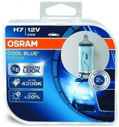 Osram Halogeen Cool Blue Intens - H7-set