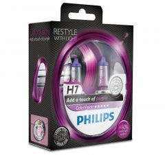 Philips-ColorVision-Paars-H7