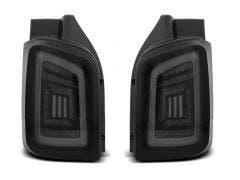 VW Transporter T5 03-15 LED achterlicht units Smoke-Black-White