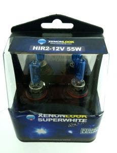 xenonlook-super-white-hir2-4300k-55w