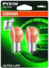 Osram-Ultra-Life-PY21W/BAU15S-Oranje