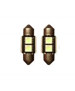 2-SMD-Canbus-LED-binnenverlichting-31mm-rood