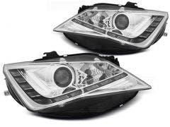 LED-koplamp-units-Seat-Ibiza-6J-Chrome