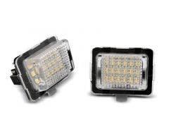 LED kentekenverlichting geschikt voor Mercedes