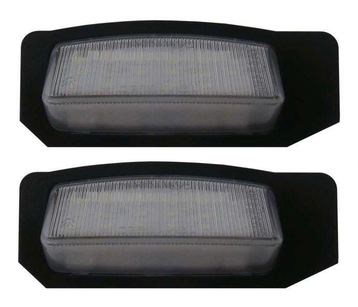 Mitsubishi-LED-kentekenverlichting