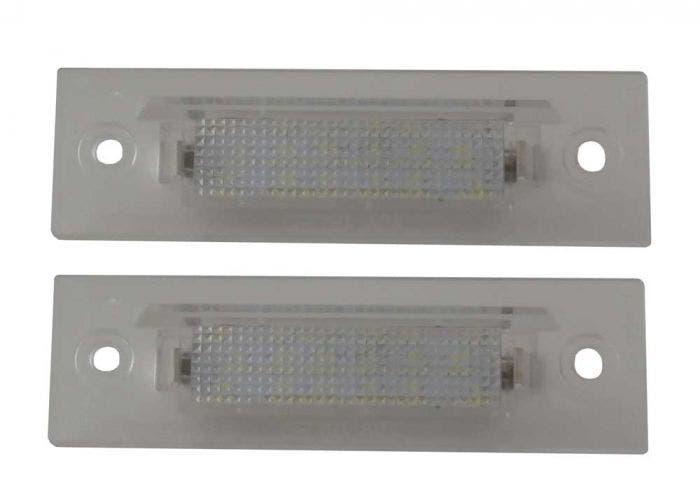 Porsche-LED-Kentekenverlichting-Canbus-versie