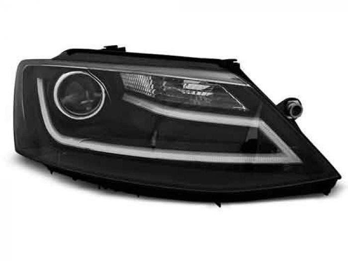 VW Jetta VI Black LED Unit