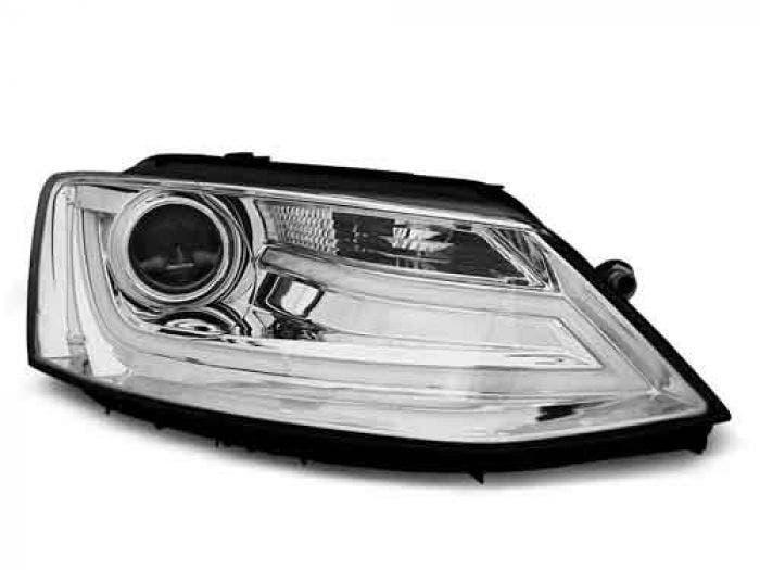 VW Jetta VI Chrome LED Unit
