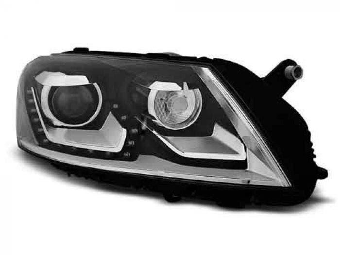 VW Passat B7 Black LED Unit