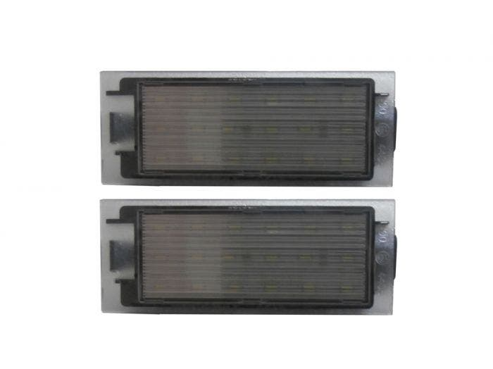 Opel Movano 2003-2010 Canbus LED Kentekenunit