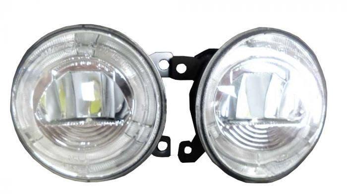 VW Crafter / Transporter / Touareg Canbus LED DRL & Mistlicht