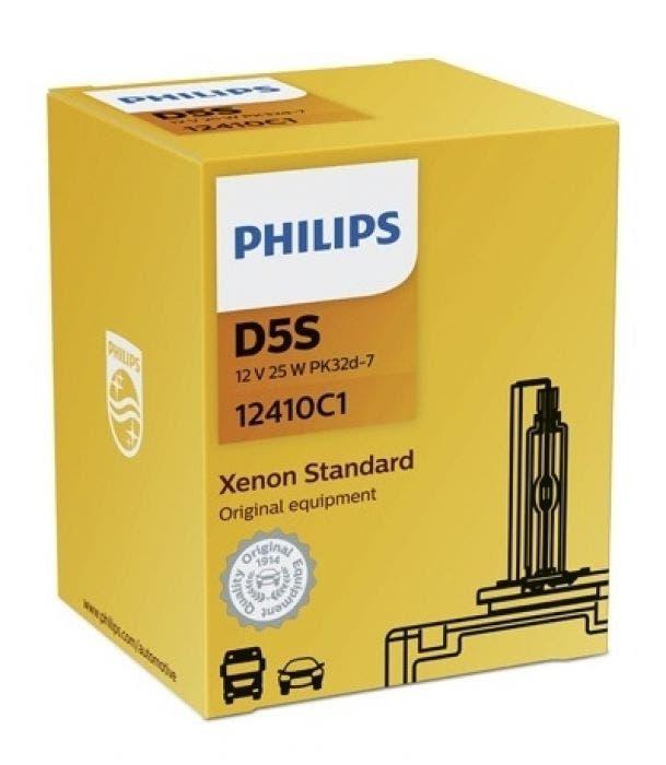 Philips-Xenon-D5S-12410C1
