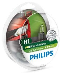 Philips Longlife Set - H1-lamp