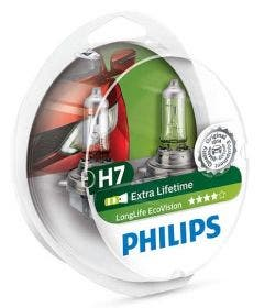 Philips Longlife Set - H7-lamp