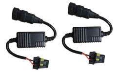 9012-HIR2-Canbus-LED-Dimlicht-Kabel