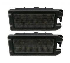 Fiat Dodge Jeep Maserati Canbus LED kentekenunit